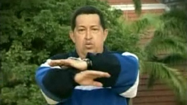Get Toned and Fit With New Hugo Chavez Workout