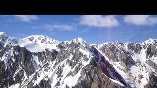 Take 5 And Watch This Beautiful Mountain Flight Through Denali
