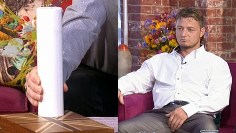 Man Unsatisfied With His 10 Inch Penis So He Bought More Penis [NSFW]