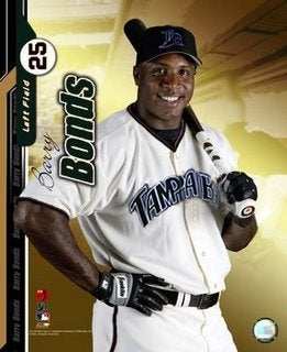 Tampa Bay Manager Knows Not Of This Barry Bonds You Speak
