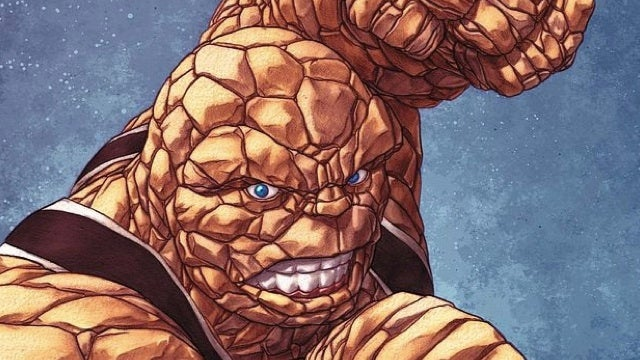Check out an exclusive art preview of the next issue of the Fantastic Four!
