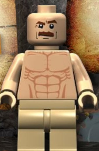 This Is Not Lego G. Gordon Liddy; it's 'Enemy Mechanic'