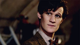 The Fall of the Eleventh - Matt Smith has wrapped on Doctor Who