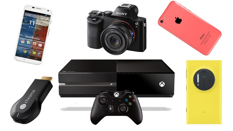 The Most Important Gadgets of 2013