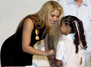 The Anti-Bono: Shakira's Crusade For Early Childhood Development