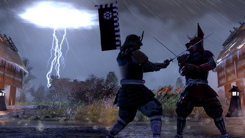 Shogun 2 Screenshots Thought This Was Sword Week