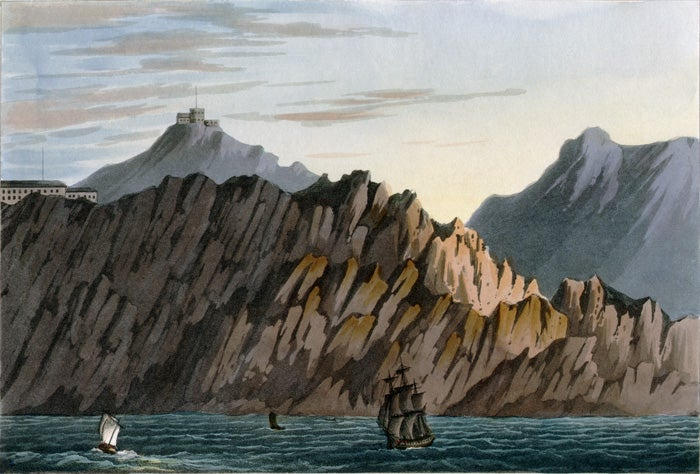 The insane plan to rescue Napoleon from St. Helena by submarine
