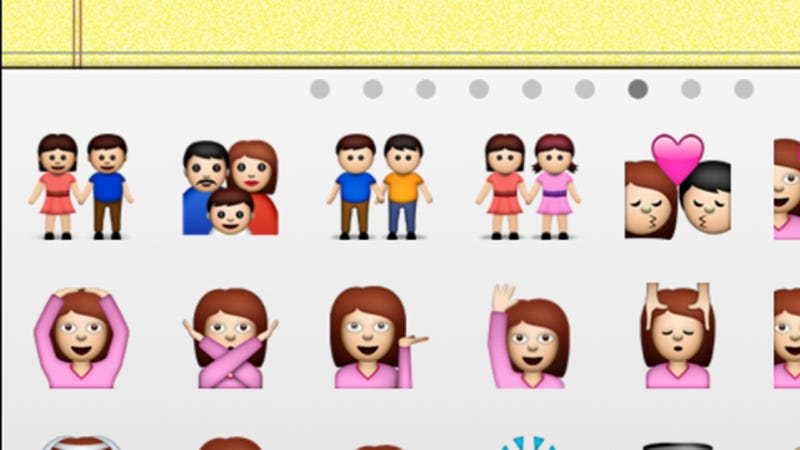 Apple Adds Gay and Lesbian Couple Icons to iOS 6