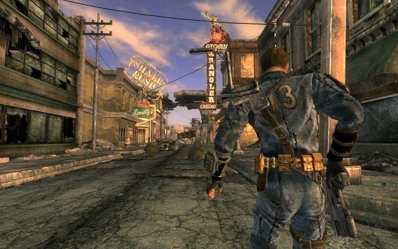 Fallout: New Vegas Developer Releases a Personal Mod