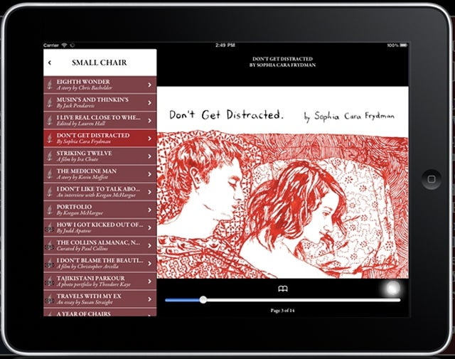 Download Ebooks Inside McSweeney's Updated iPad and iPhone App