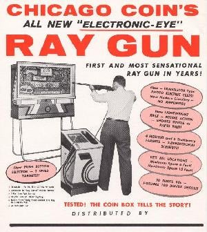 In Search Of The First Video Game Gun