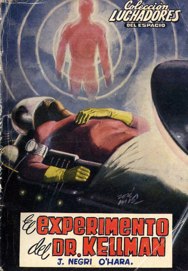 Luchadores... In Space!