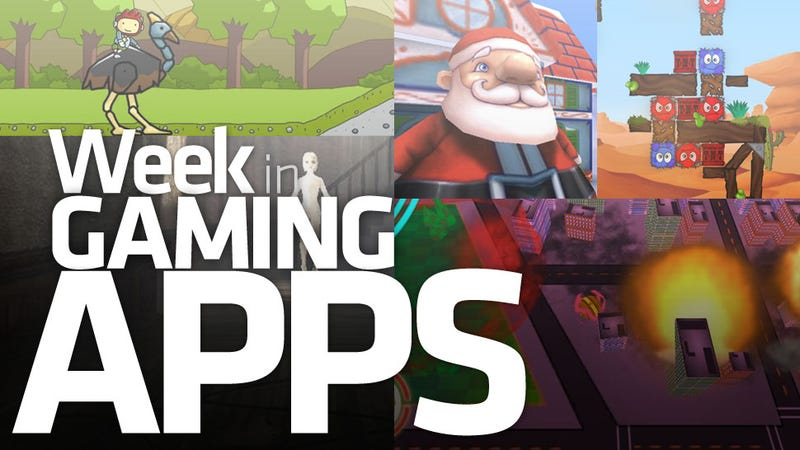 Hamsters, Horror, and Holiday Cheer Punctuate This Week in Gaming Apps