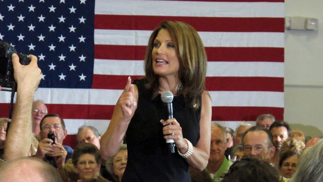 Do Campaign Donors Really Think Michele Bachmann Is Jewish?