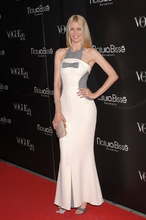 The Reign In Spain: Continental Awesomeness Continues At Vogue Anniversary Party