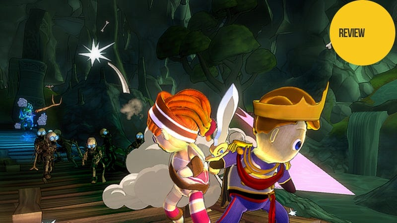 Fable Heroes: The Kotaku Review