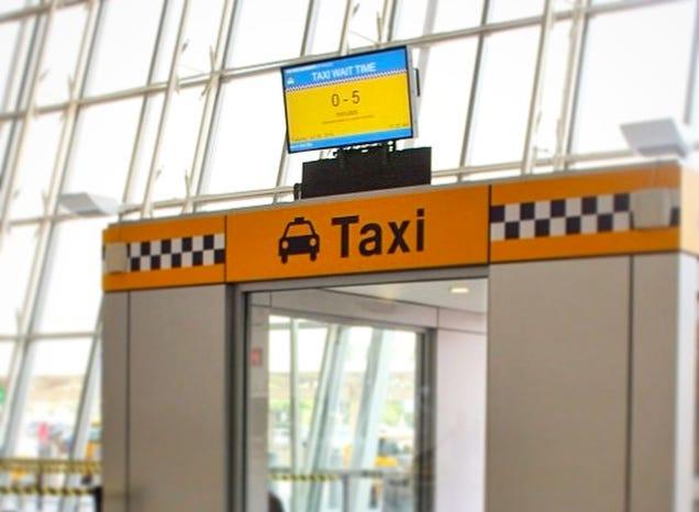 JFK Now Tracks Passengers' Cellphones to Predict Airport Wait Times