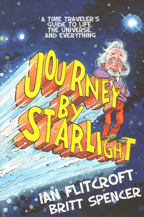 Travel with Albert Einstein through Space and Time in This Comic