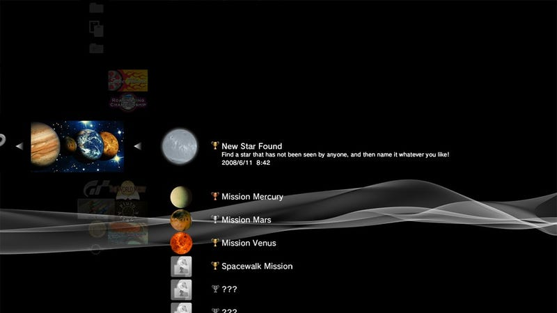 PS3 2.40: First Screens