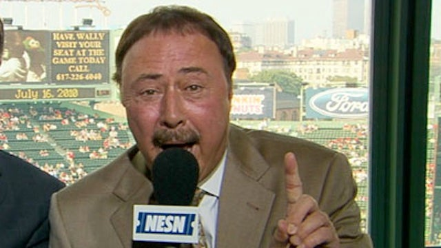 Jerry Remy To Take Time Off From Red Sox Broadcasts