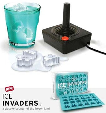 Ice Invaders Attack Girly Mixed Drinks Everywhere