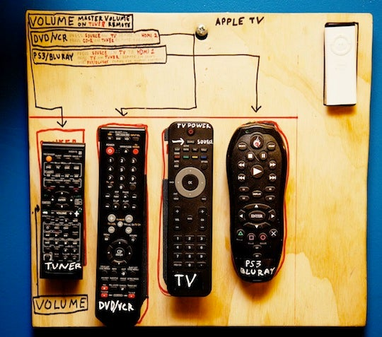 What Happens When You Avoid Programming Universal Remotes