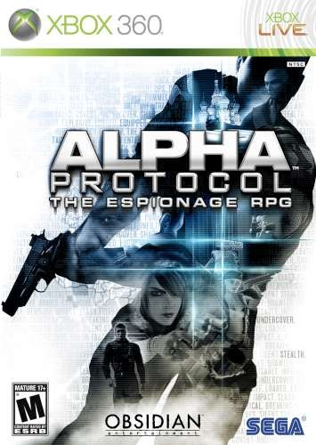 Alpha Protocol Slips Into Stores on June 1