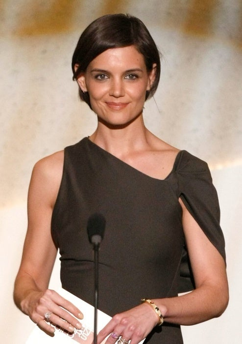 Is Scientology Turning Katie Holmes Yellow?