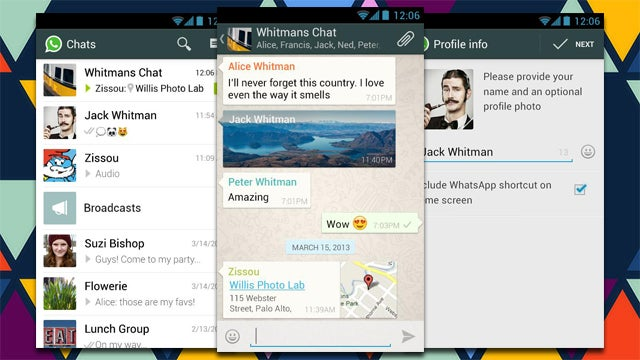 Facebook Buying WhatsApp, But The App Isn't Going Anywhere