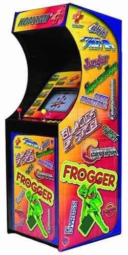 Dealzmodo: Konami Arcade Cabinet