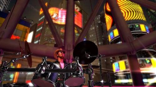 Rock Revolution: The Rubber Drum Brigade