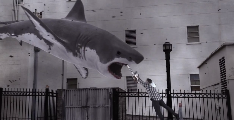 We asked the writer of Sharknado some very serious questions