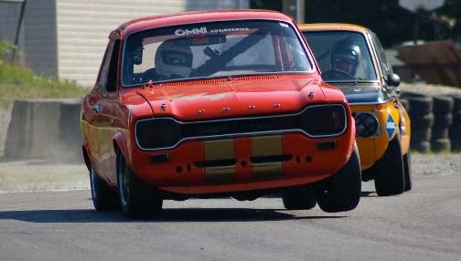 No Prince Of Darkness Jokes, Please: British Vintage Race Cars In Action
