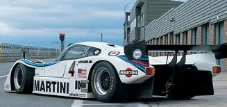 Lancia LC2- A car time forgot