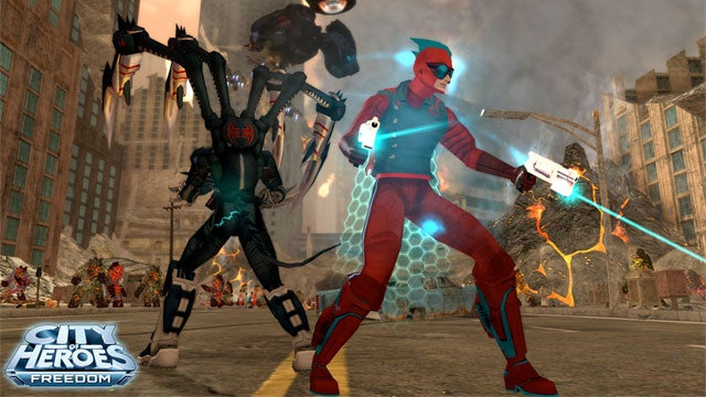 You Don't Have to Pay for City of Heroes Anymore, Thanks to Freedom