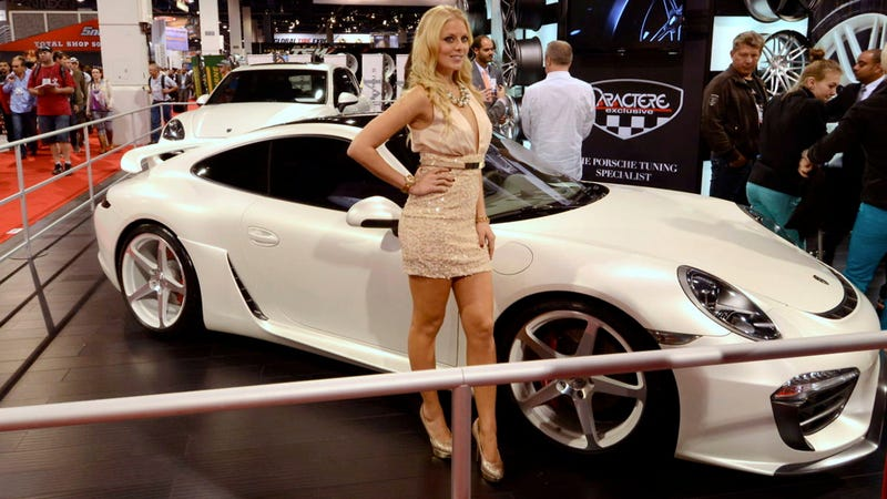 This Is Your SEMA Booth Professionals Mega Gallery, Part 1