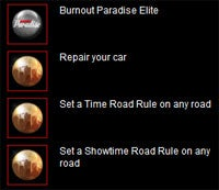 Burnout Trophies Are Go, But Not Backwards