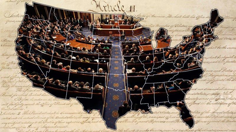 Abolish the Electoral College (And The U.S. Senate)