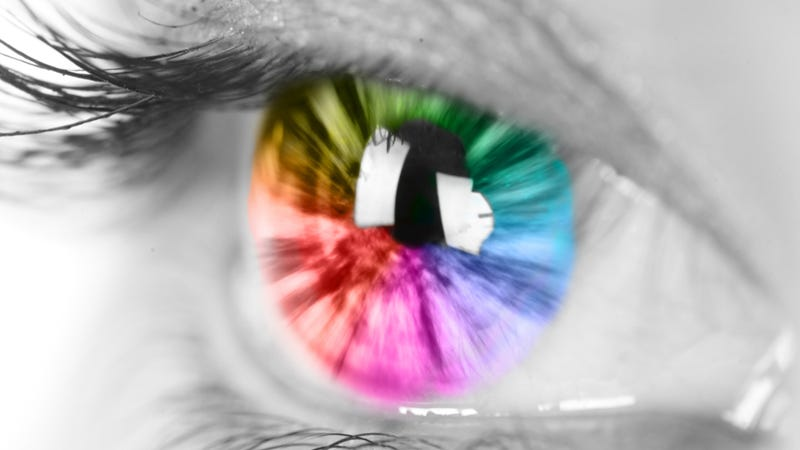 Some women may perceive millions more colors than the rest of us. Are you one of them?