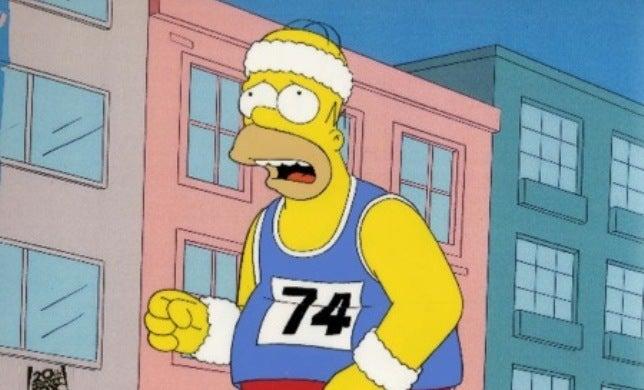 Did we evolve to jog?