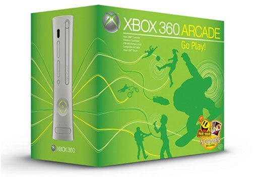 Microsoft Officially Doubling Xbox 360 Arcade Storage