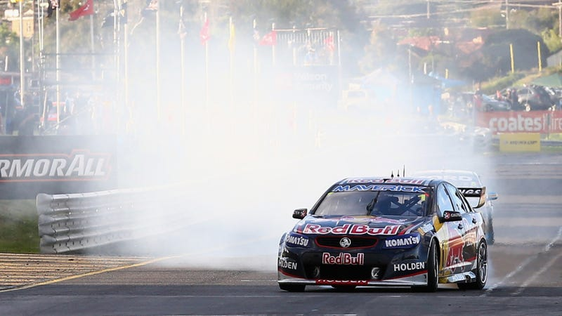 Australian Town Won't Let Top Gear Film Loud Australian V8 Supercar