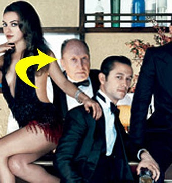 Vanity Fair's Hollywood Issue Shoves People Of Color To The Side (As Usual)