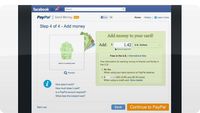 New PayPal App to Send Money (and eCards) Over Facebook Is the Logical Conclusion to Impersonal Birthday Messages