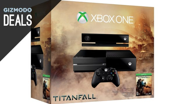 Titanfall Xbox One Bundle, Lenovo YOGA, Storage Galore [Deals]