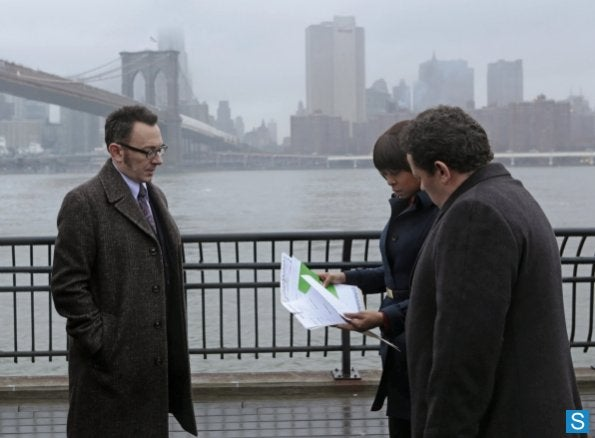 Person of Interest Episode 2.13 Promo Photos