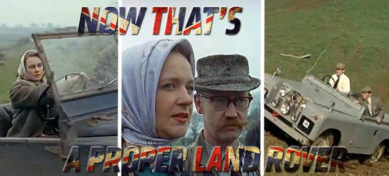 1964 Land Rover Races Were The Best, Britishest Shenanigans Ever