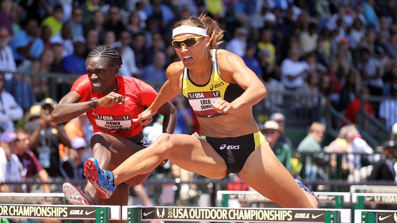 Lolo Jones Might Be Headed for the Olympics, But Who Cares When We Can Talk About Her Virginity Instead?