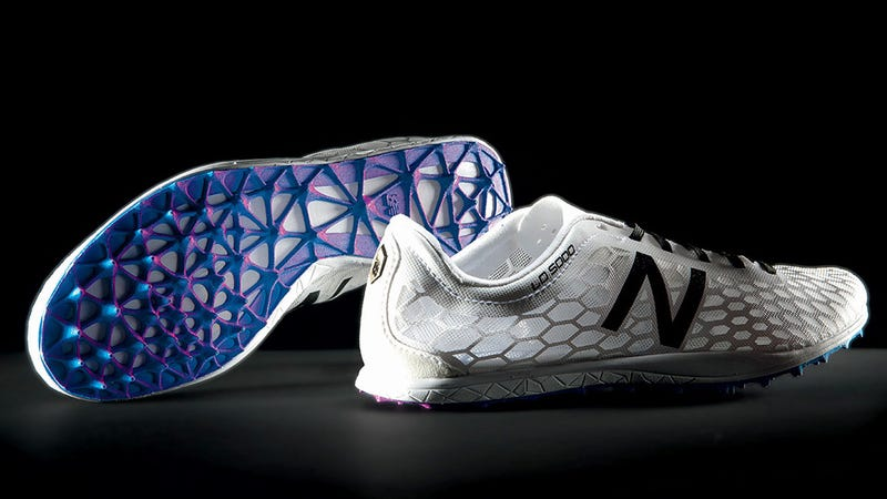 New Balance Adopts 3D Printing To Create Hyper-Customized Track Shoes