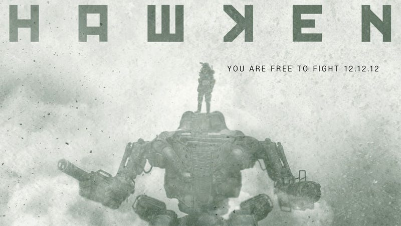 Gorgeous Mech Shooter Hawken Arrives Free-to-Play in December